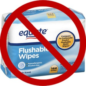 baby wipes for septic