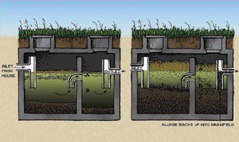 why pump a septic tank