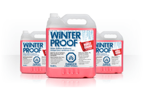 antifreeze in septic systems