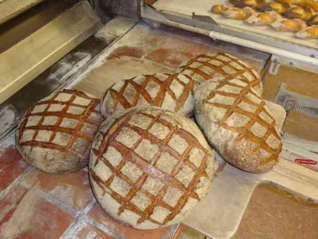 Break Bread, Not Shale