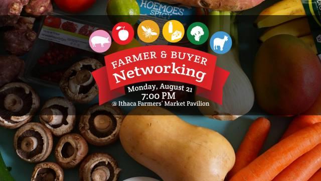 Farmer & Buyer Networking