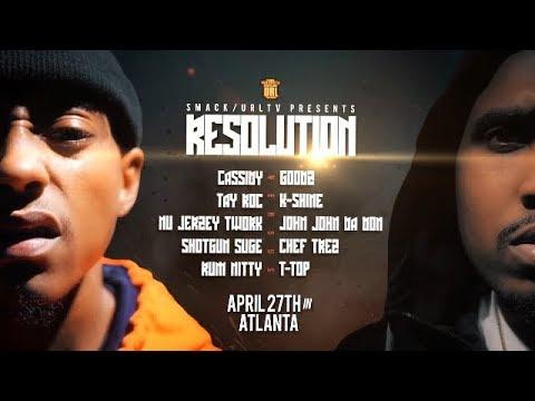 Cassidy Vs Goodz Rap Battle Streaming On Pay Per View Via