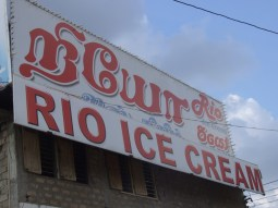 RIO ice cream has become famous in a very short time in Jaffna. New and old visitors stop by to taste variety of ice cream sold here