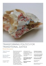 Transforming Politics for Transitional Justice