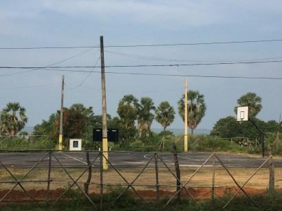 Army playground