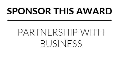 Sponsor the best community partneship with business award