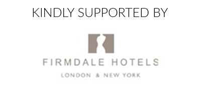 Kindly supported by Firmdale Hotels
