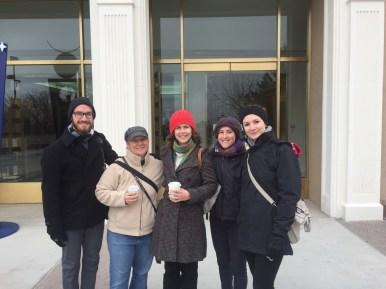 Complete Streets Leadership Team Members