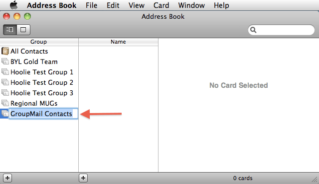 How To Import Contacts To Mac Address Book