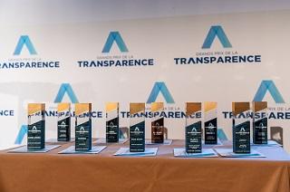 Transparence 2021 Award