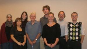 Conference rapporteur team.