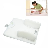 Baby Newborn Infant Anti Roll Pillow Sleep Positioner ...