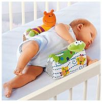 Baby Infant Newborn Anti Roll Pillow Sleep Positioner ...