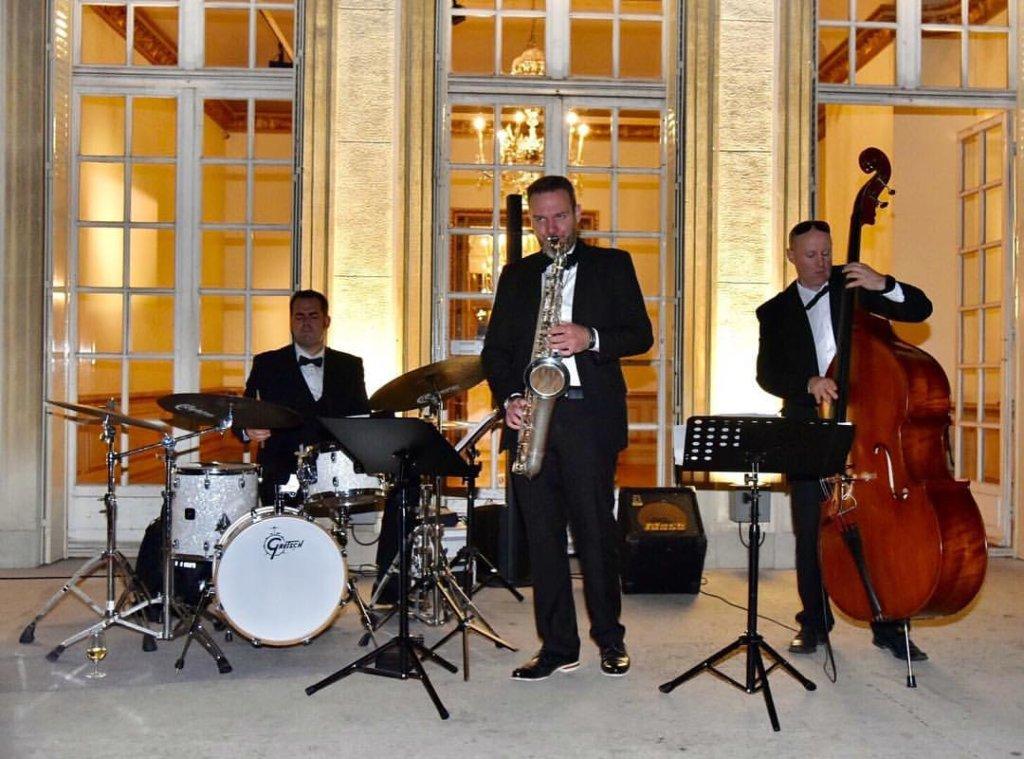 Groupe de jazz Fashion Week