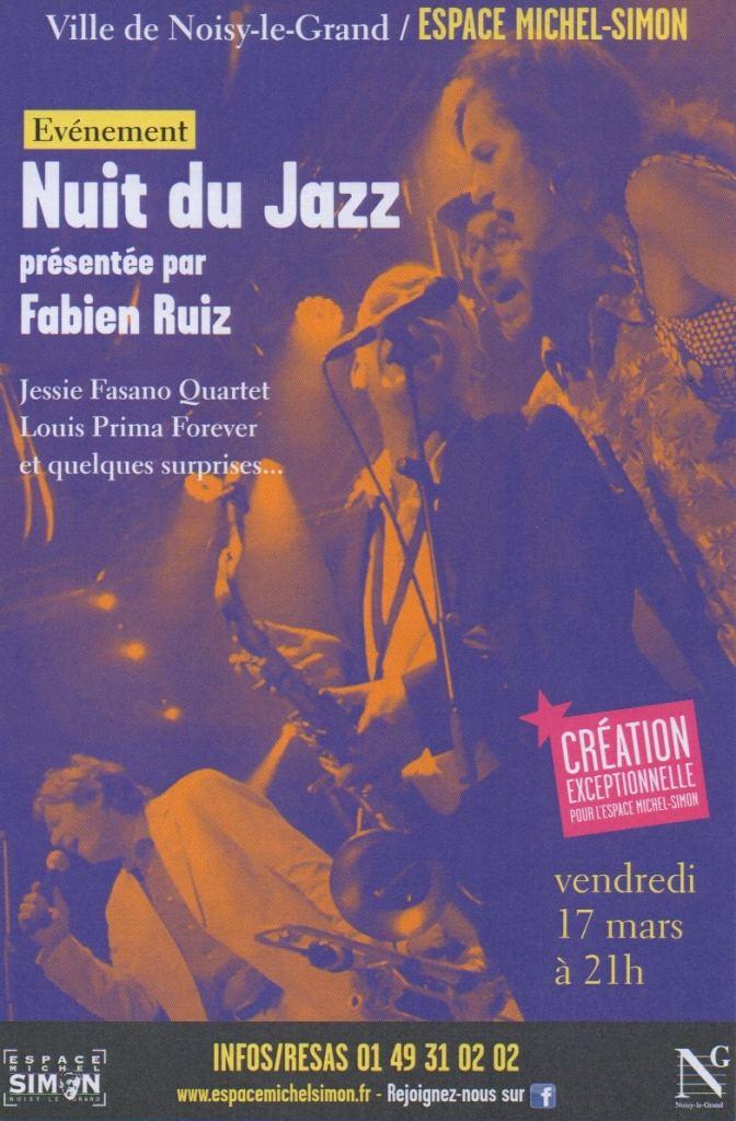 Festival de jazz de Noisy Le Grand