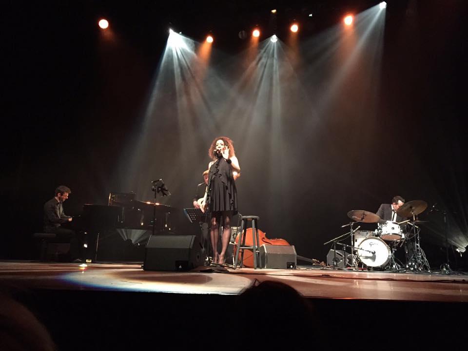 Groupe de jazz - Jessie Fasano Quartet