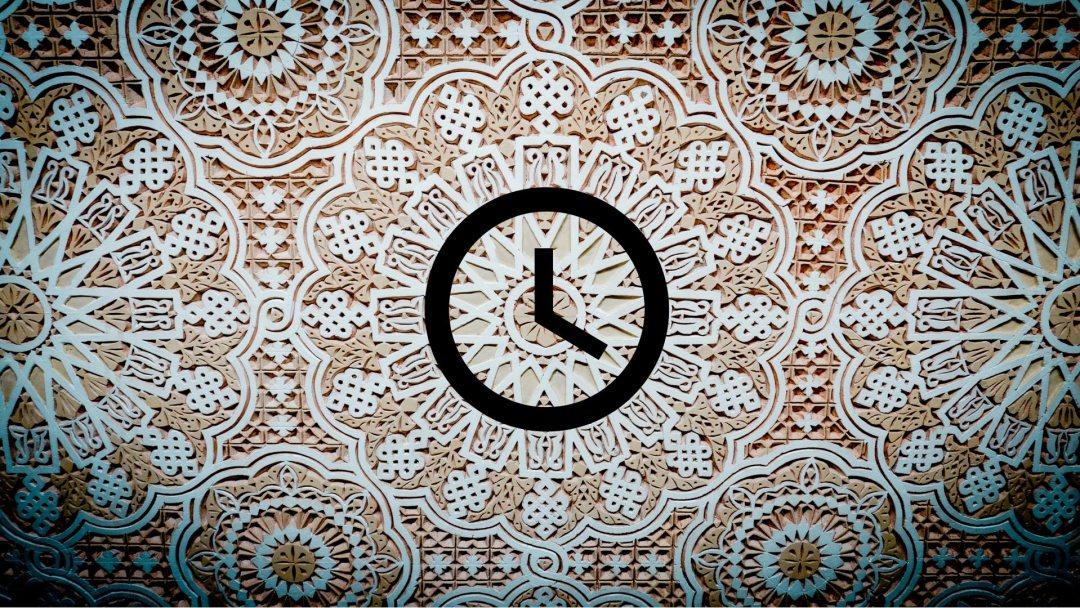 fuseau horaire ramandan maroc