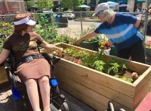 community garden, group management, group management tools, community action groups, community garden project