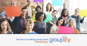 Groupizy is a web-based application to help groups, clubs, organizations etc do what groups of individuals with a shared interest do: communicate, schedule, organize and perform, and make decisions while also storing important artifacts such as documents and images. Groupizy makes groups easy.   https://groupizy.com/