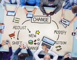 Group Management, consensus building