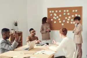 How to facilitate mission statement meeting