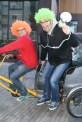 Vélorution en triporteur