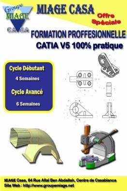 Cycle Débutant Catia V5