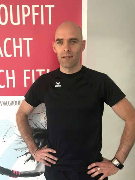groupfit Trainer Timo