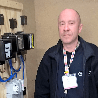 Richard Hollas, Smart Meter L2 Case Study