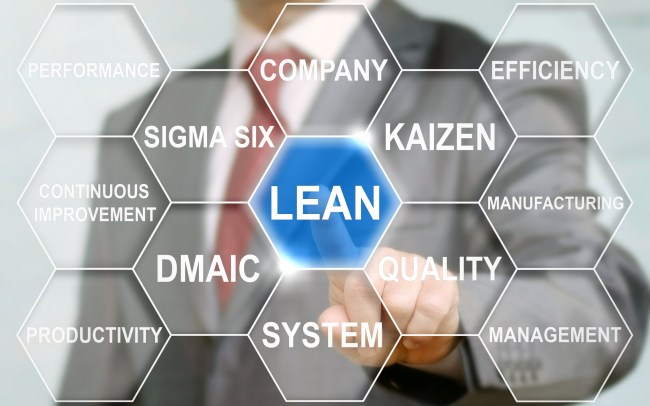 Lean Manufacturing Operative Apprenticeship Level 2