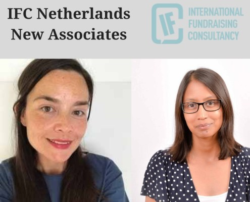 IFC Netherlands new fundraising associates