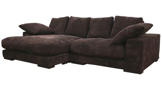 modern retro sofa and loveseat baxton table studios sectional sets