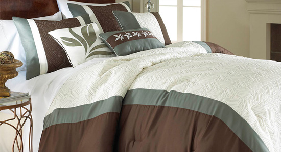 SevenPiece Comforter Set Contents and Specifications