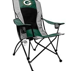 Green Bay Packers Chair Sleeper Lounge Nfl High Back