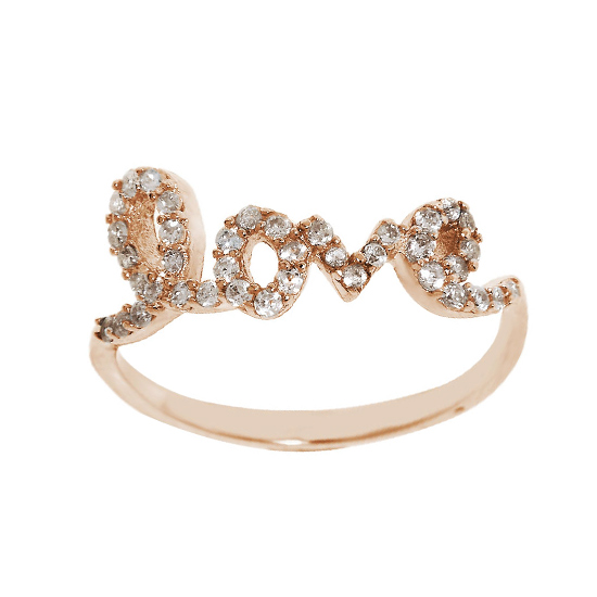 Rose Gold Rings: Rose Gold Rings Amazon