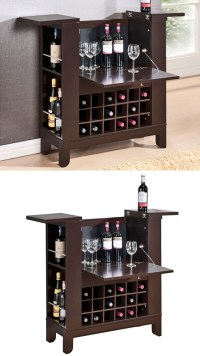 Modern Dry Bar And Wine Cabinet | online information