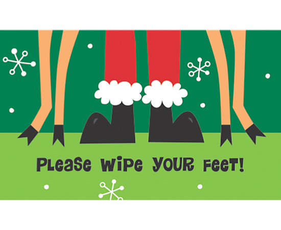 Holiday Rugs And Doormats