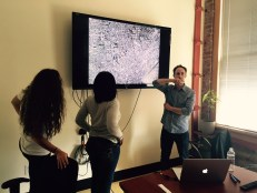 SF Bay Area Youth Workshop - defining climate change resilience