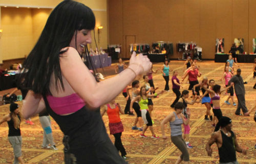 Gifts for Healthy Moms: Fitness Conference