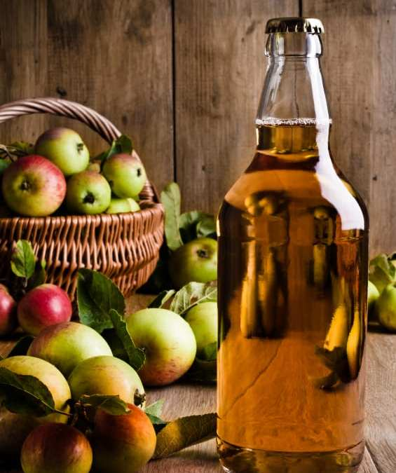 Apple of My Eye: About Hard Cider