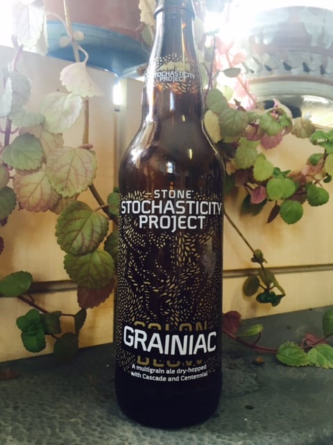 Stochasticity Project Grainiac