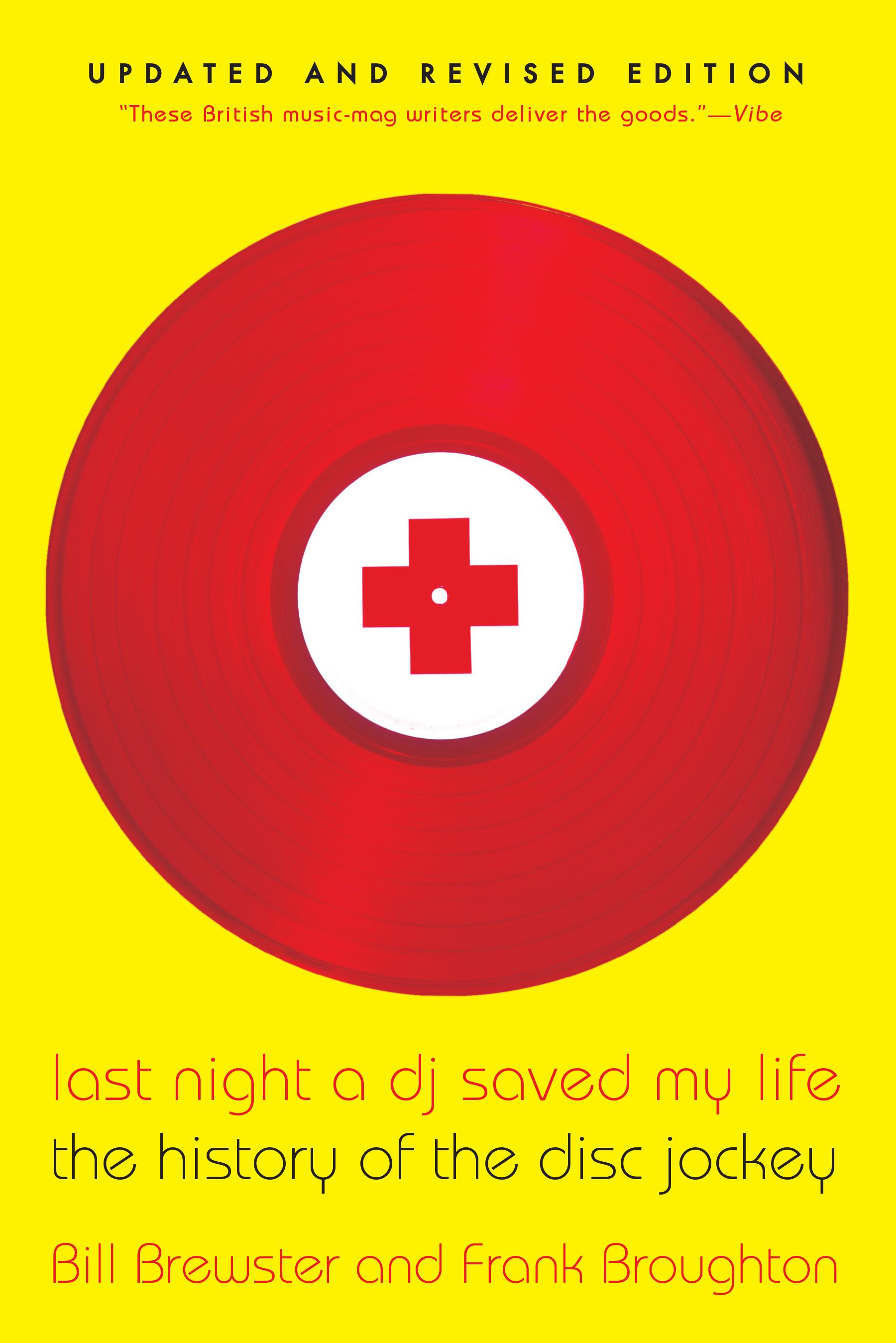 Last Night A Dj Saved My Life : night, saved, Grove, Atlantic