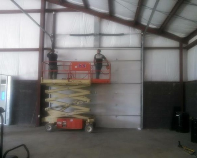 commercial garage door spring and lift to fix the spring