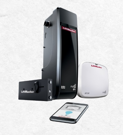 liftmaster wall mount garage door opener