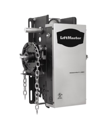 liftmaster wall mounted garage door opener