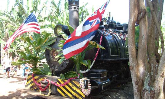 Kauai S Sugarcane Railroad And Trains Grove Farm