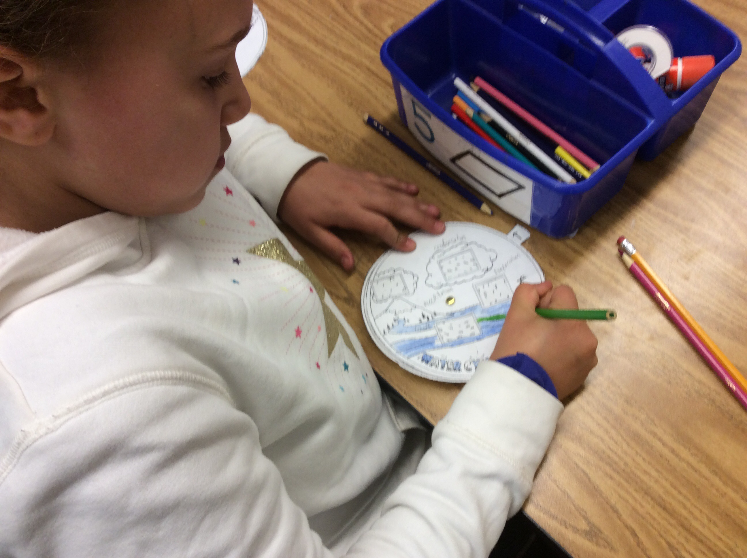 Water Cycle 4th Grade
