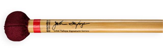 TMB-T3 John Tafoya Bamboo Ultra Staccato Timpani Mallets