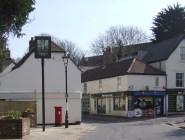 Village of St Margaret's-at-Cliffe