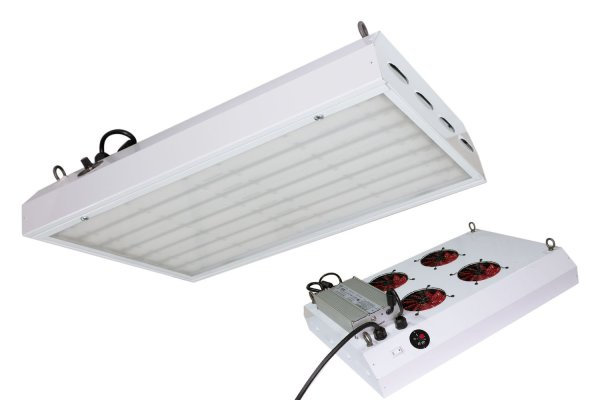 S1 450w Product image top and bottom Commercial LED Grow Light